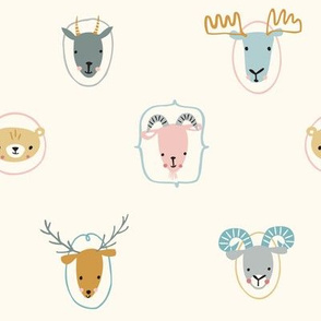alpine animals