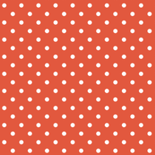 tigerlily polka dots