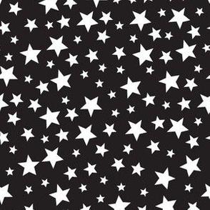 Twinkle Stars // Black