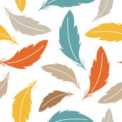 Woodland Feathers
