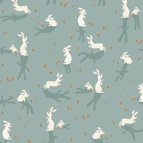 Scary Bunnies