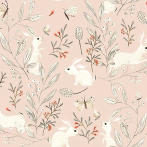 Bunnies pink