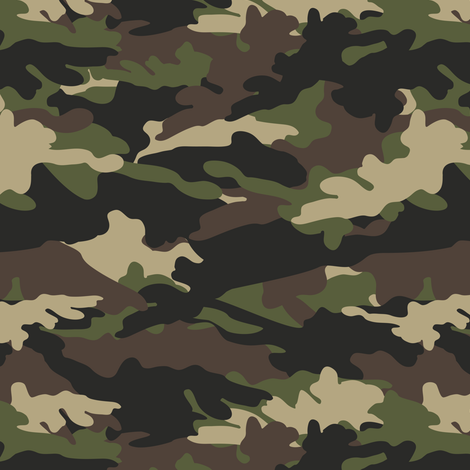 C2 - camouflage  fabric by littlearrowdesign on Spoonflower - custom fabric