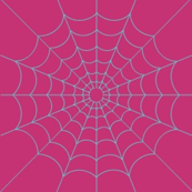 Spider Gwen circular web
