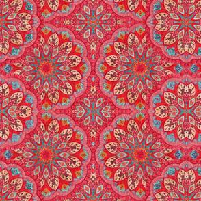 red Mandala
