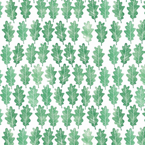 print_oak_leaves