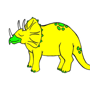 TRIECERATOPS-ed