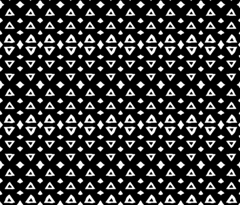Three_Triangles fabric by blayney-paul on Spoonflower - custom fabric