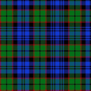 Fletcher tartan from Black Watch, 6""
