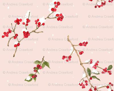 Winter Berry Pink