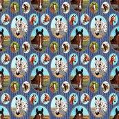 Horse_portraits_barn_boards_blue_6x6_shop_thumb