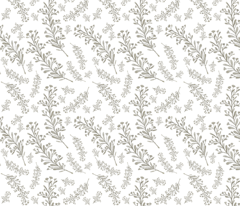 "8"" Princess North  fabric by shopcabin on Spoonflower - custom fabric"