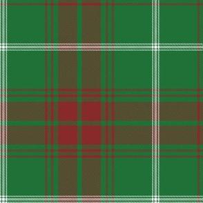 "Rothesay hunting tartan simple, 6"""
