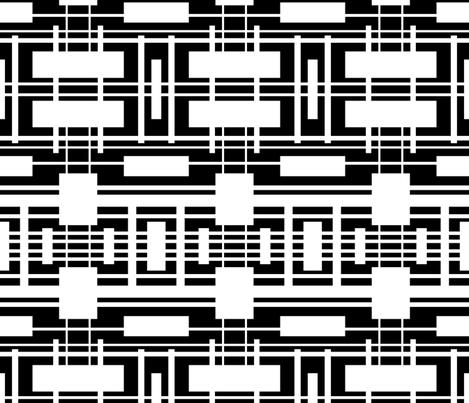 Frame_House fabric by blayney-paul on Spoonflower - custom fabric