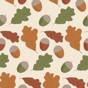 Oaks and Acorns