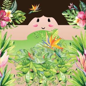 mother island short cloth pad cut