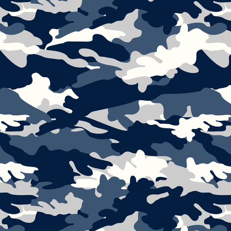 C4 - camouflage fabric by littlearrowdesign on Spoonflower - custom fabric