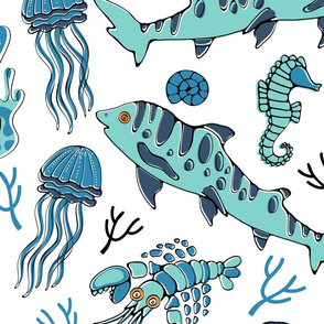 Sea_creatures_patterns-03