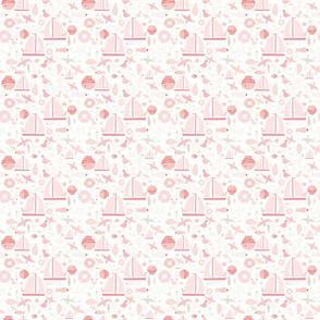Sailing- Pink