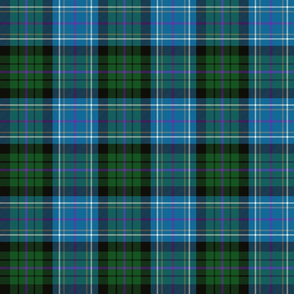 "Smithers tartan, 6"" muted"