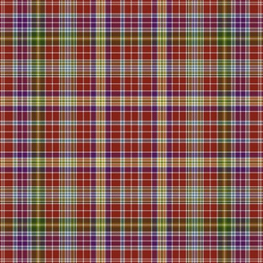 "Ritch tartan, 12"" muted, Wilsons of Bannockburn"