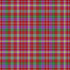 "Ritch tartan, 12"" modern, Wilsons of Bannockburn"