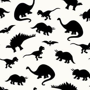 Dinosaurs // Black