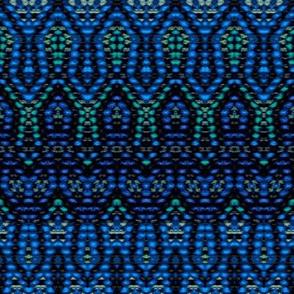 Kilim Blue