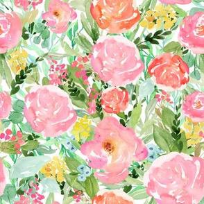"8"" Floral Love"