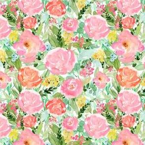 "4"" Floral Love"
