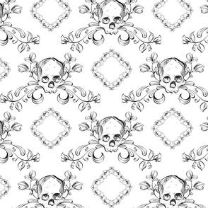 Diamond Skulls+
