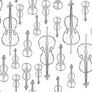 Large Scale String Quartet