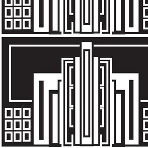 Deco_Black__House