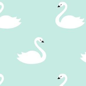 Swan Mint