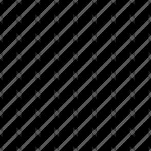 black adn gray Chevron Glitch