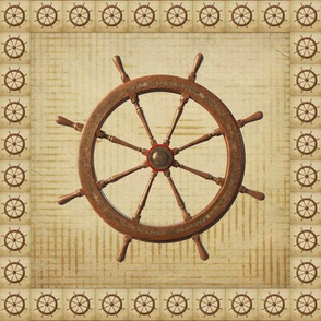 Ship's Wheel Pattern