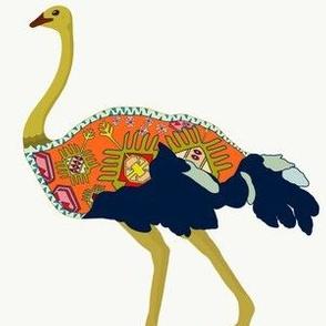Turkish Ostrich