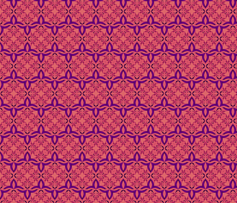 Fractal 295 fabric by anneostroff on Spoonflower - custom fabric