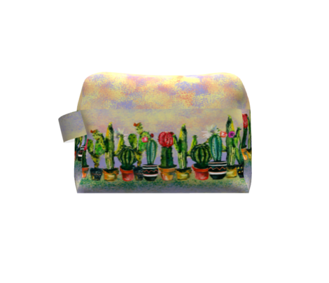 CACTUS ROWS STRIPES SMALL