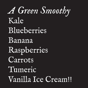a_green_smoothy