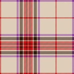 "Rothesay dress royal tartan, 6"" ancient"