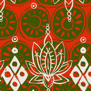 lotus diamond festive