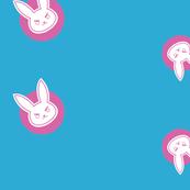 D.VA Overwatch Bunny