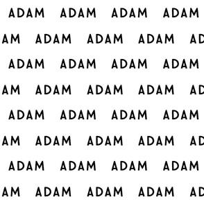 adam fabric