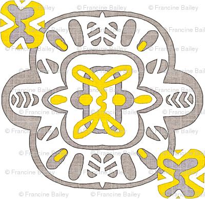 Stamp of Serenity