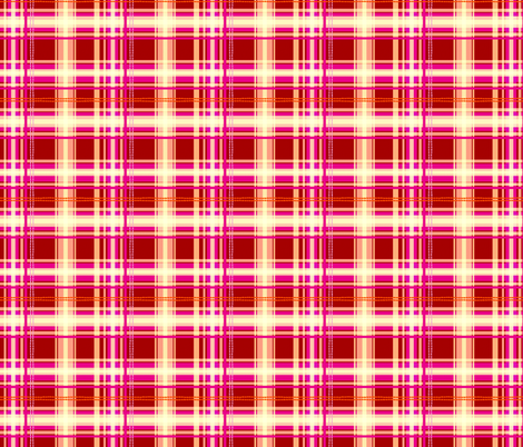 Plaid. 02 fabric by maryartdecor&design on Spoonflower - custom fabric