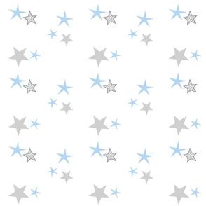 stars 7 - sky gray