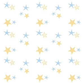 stars 7 - sky cream