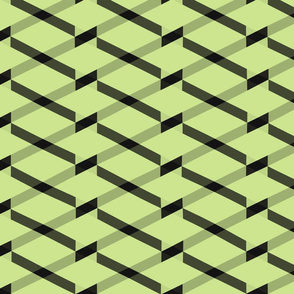 green_chevron_cross