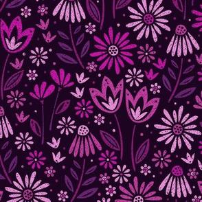 Blooming Botanicals (Pink)